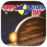 Purple Saturn Day - Cover