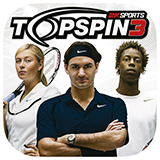 TopSpin 3 - Cover